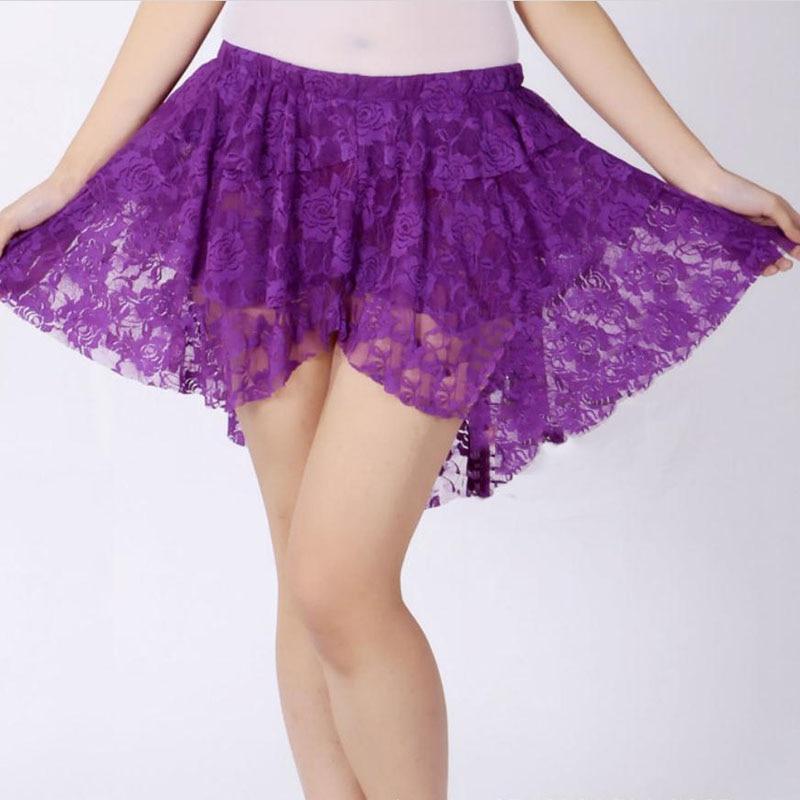 Latin Dance Lace Skirt Hip Scarf Practice Waist Chain Scarf Women