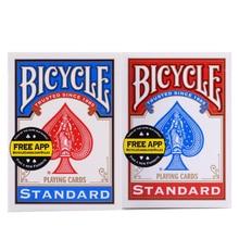 1 deck Original Bicycle Playing Cards Bicycle Standard Deck Regular Bicycle Cards Deck Rider Back Card