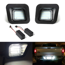 For Dodge Ram 1500 2500 3500 03-18 License Plate Light Error Free LED number LightsExterior Accessories Canbus for 02 05 dodge ram 1500 03 05 dodge ram 2500 3500 chrome mesh front grille new usa domestic free shipping hot selling