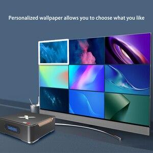 Image 4 - A95X MAX X2 Android 8.1 TV, pudełko 4GB 64GB Amlogic S905X2 2.4G i 5G Wifi BT4.2 1000M obsługa pudełka Smart TV TV, pudełko obsługa nagrywania wideo dekoder