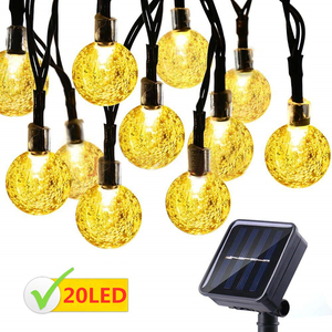 Solar String Light Waterproof