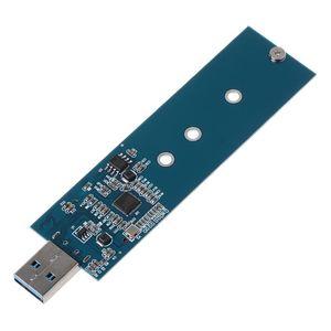 Image 5 - Adaptador de entrada usb m.2 para usb, adaptador de ssd m.2 para usb 3.0 para 2280 m2 ngff ssd drive com conversor ssd leitor de cartões
