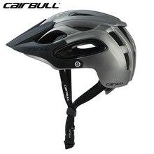 Cairbull Шлем ALLTRACK велосипедный шлем вездеход MTB велосипедный спортивный защитный шлем горный велосипед велосипедный шлем BMX