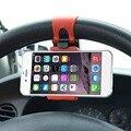 Автомобильный держатель, держатель для мобильного телефона, мини держатель на вентиляционное отверстие, зажим рулевого колеса, крепление д...