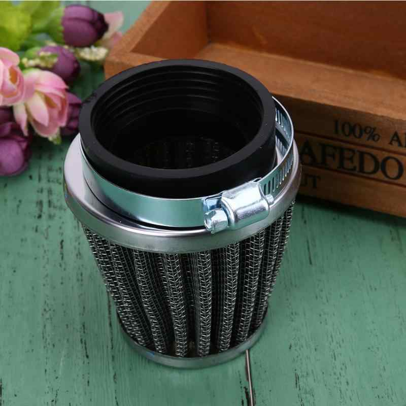 Universal Motorcycle Air Intake Filter Mushroom Head Air Filter Cleaner For Off-road ATV Quad Dirt Pit Bike VODOOL 35/39/54/60mm