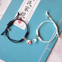 Mo Dao Zu Shi Perlen Armband Schmuck Zubehör Chen Qing Ling Armband Wei Wuxian Gold Perlen Armbänder