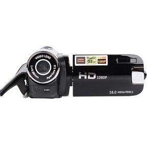 Image 2 - 2.4 Cal monitor TFT 16X Zoom cyfrowy kamera wideo DV HD 1080P ręczna cyfrowa kamera z czujnikiem Cmos do 32 GB S
