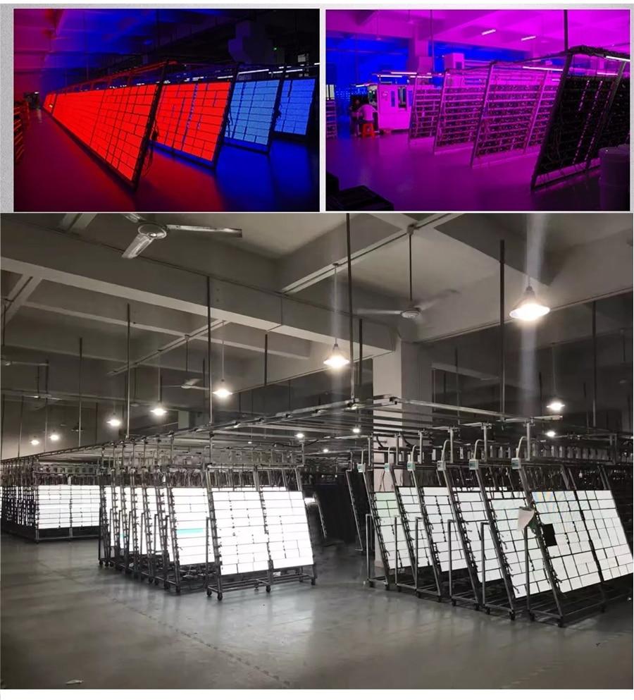 Telas de LED