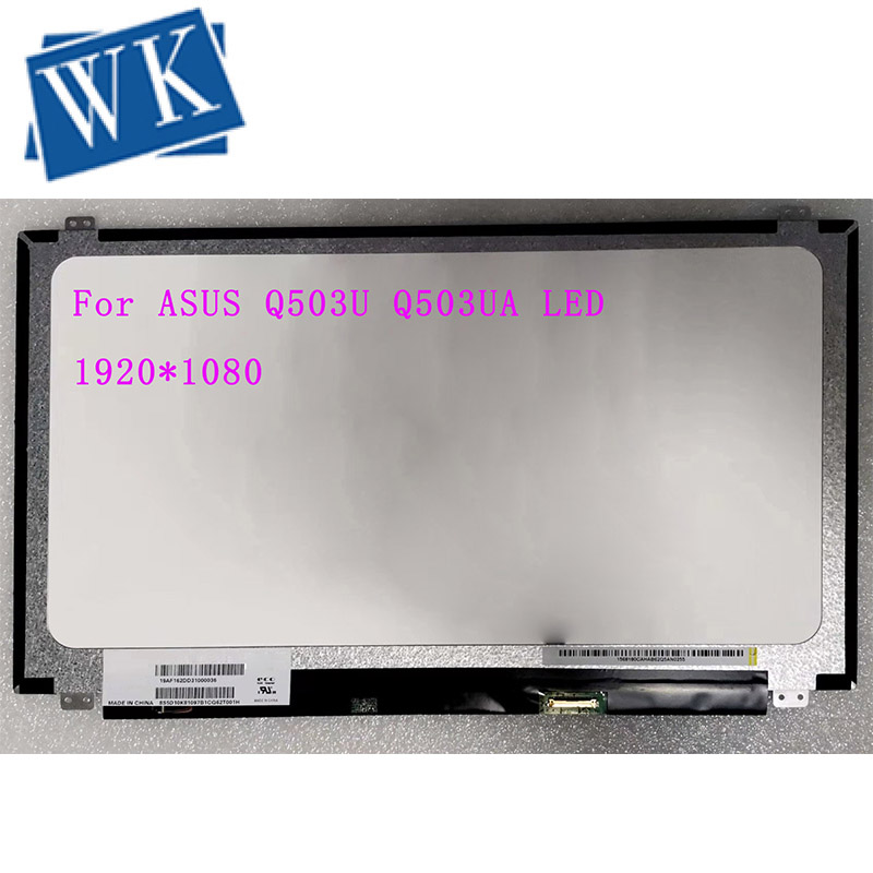 IPS Screen For ASUS Q503U Q503UA LED Display 1920x1080 FHD Display 30Pin IPS  Replacement
