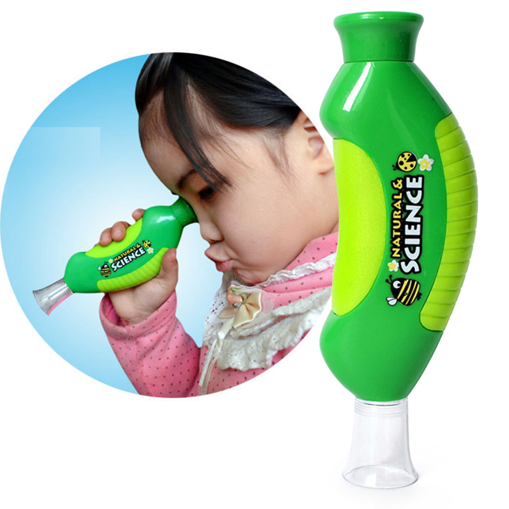 Children Handheld Microscope Student Science Education Lab Insect Research Kids Toys Biological School Educational Toy for Child