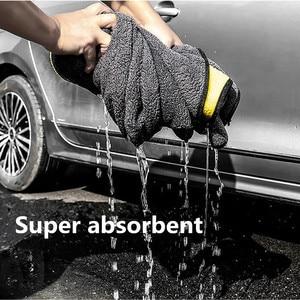 Image 2 - 60X160ซม.ล้างรถทำความสะอาดผ้าขนหนูไมโครไฟเบอร์สำหรับKia Sportage 2020 Mercedes W124 Subaru Xv Jetta 6 Astra skoda Kodiaq