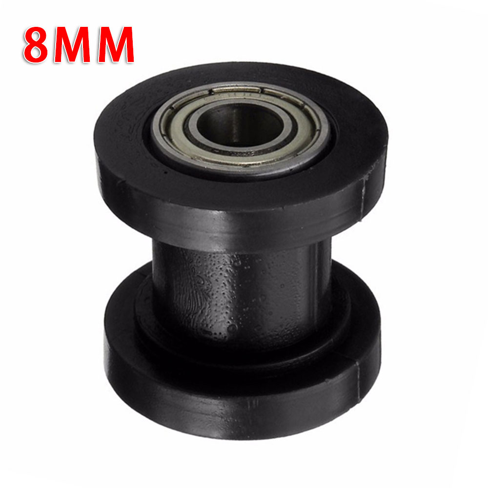 For Chain Tensioner Chain Guide Wheel Tensioner Pulley Slider Dirt Parts