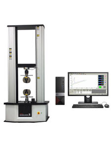 5000N Electronic textile rubber products tensile strength test machine