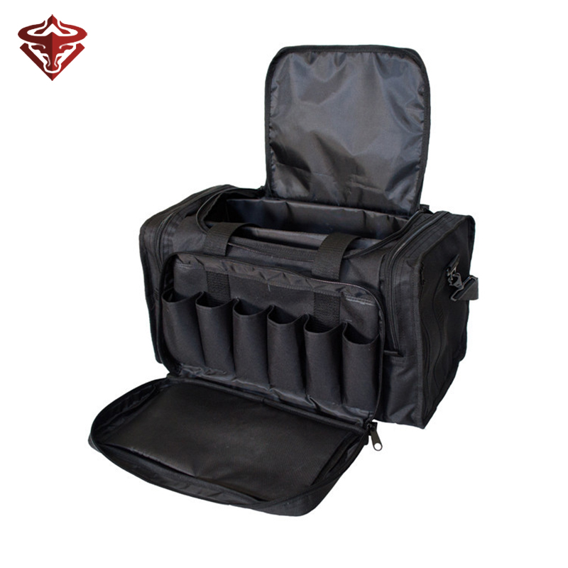 tactical backpack  Tactical Package Shooting Series Package Outdoor Multi-function Military Lockable Zipper Nylon tactical bag