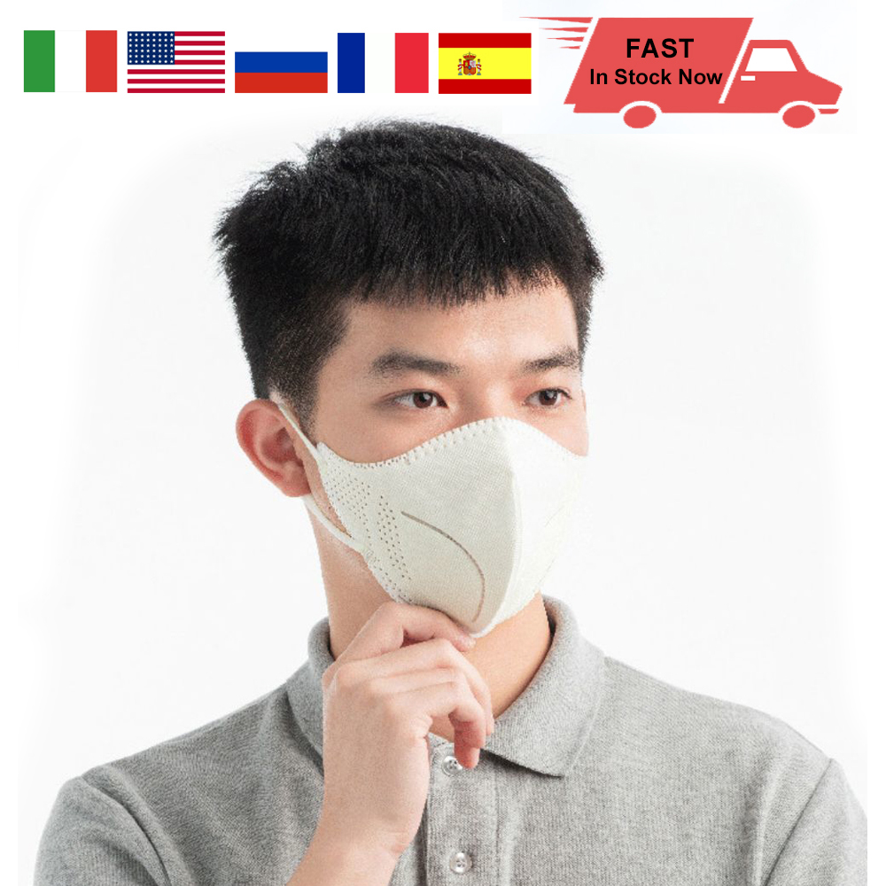 N95 FFP2 Professional Anti Allergy Non-disposable Reusable Mask Anti PM2.5 Particle Pollution KN95 Filter Security protection