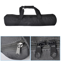 Rompin 55-120cm light stand fishing rod reel tool tackle portable Monocular Telescope Storage Bag Oxford cloth Travel Carry bag