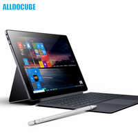 ALLDOCUBE KNote 8 2 in 1 Tablet PC with Keyboard and Stylus Pen 13.3 inch Windows 10 m3 7Y30 Dual Core 8GB RAM 256GB SSD Tablet