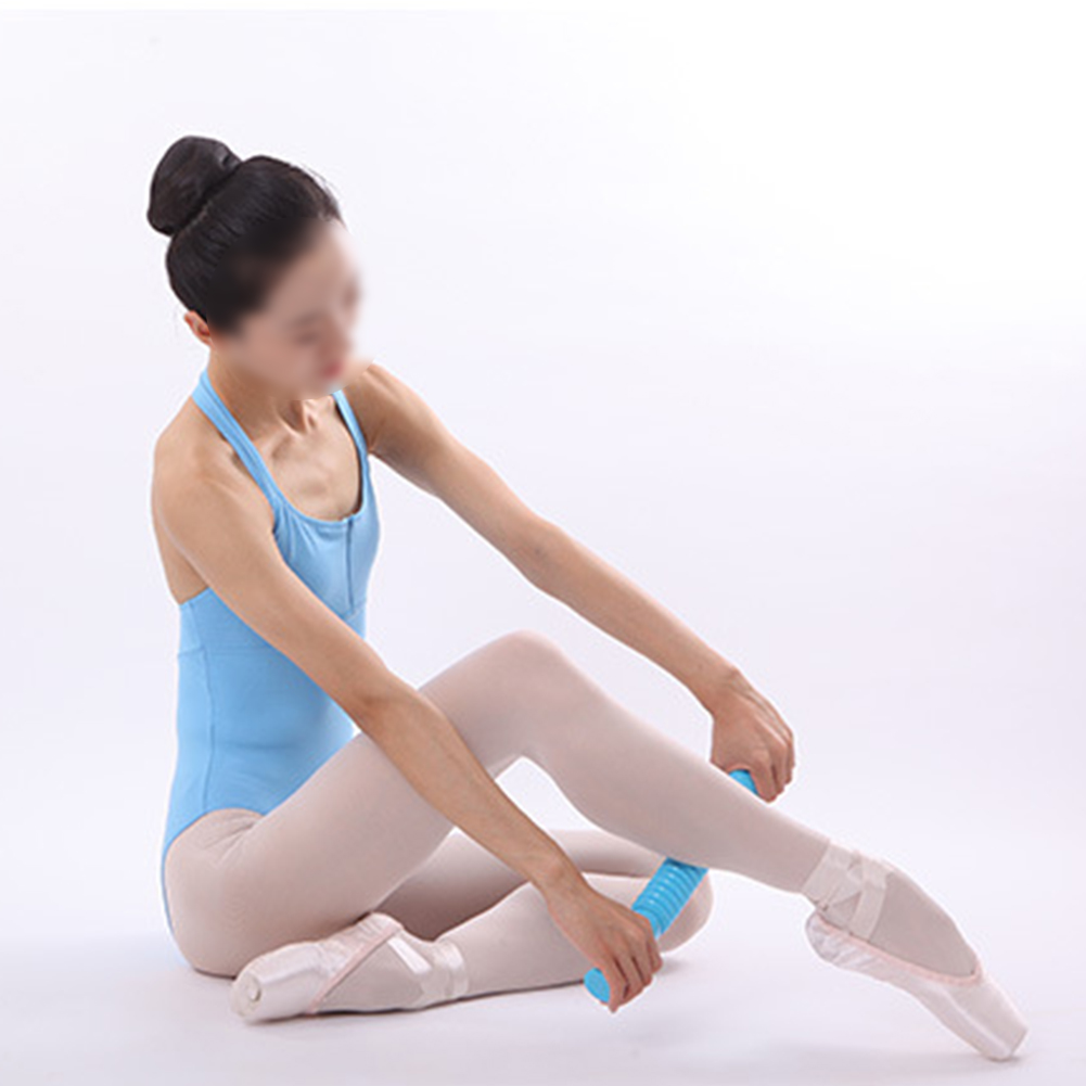1Set Durable ABS Ballet Instep Shaper Smooth Detachable Ballet Training Shaping Aids Tool with Pull Strap Training Accessory for Ballet and Gymnastics MAGT Foot Stretcher