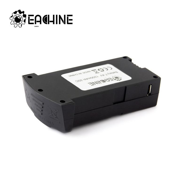 Eachine E520S 7,4 V 1200MAH 25C LiPo batería de Control remoto Quadcopter piezas de repuesto para E520S GPS RC Drone Quadcopter