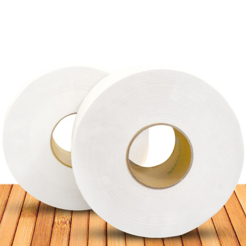 2 Roll Big Paper Towels Replacement Roll Paper Toilet Paper Table Kitchen Paper Home Bath Toilet Roll Paper