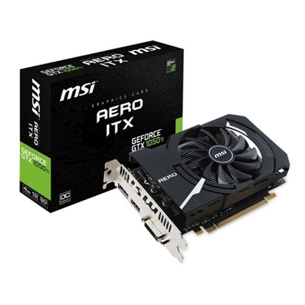 Carte Graphique Gaming MSI 912-V809-2608 NVIDIA GTX 1050 4 GB