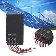 Mppt Интеллектуальный литиевый аккумулятор Солнечный контроллер