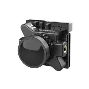 Image 2 - Foxeer Razer מיקרו HD 5MP 1.8mm M8 1200TVL 4:3/16:9 NTSC/PAL להחלפה עם OSD 4.5 25V טבעי תמונה FPV מירוץ Drone