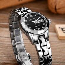 Часы женские механические водонепроницаемые до 30 м 6 моделей