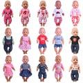 Кошка жук, животные, узоры, кукла, одежда для детей 18 дюймов, американский и 43 см, новорожденный, ребенок, поколение, девочка, русская, сделай с...