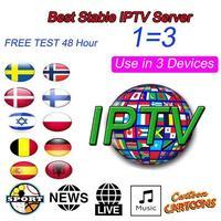 7500 Live Европа IP tv подписка Rocksat Франция Великобритания Немецкий Арабский голландский французский Польша Португалия Smart tv IP tv M3U для Android