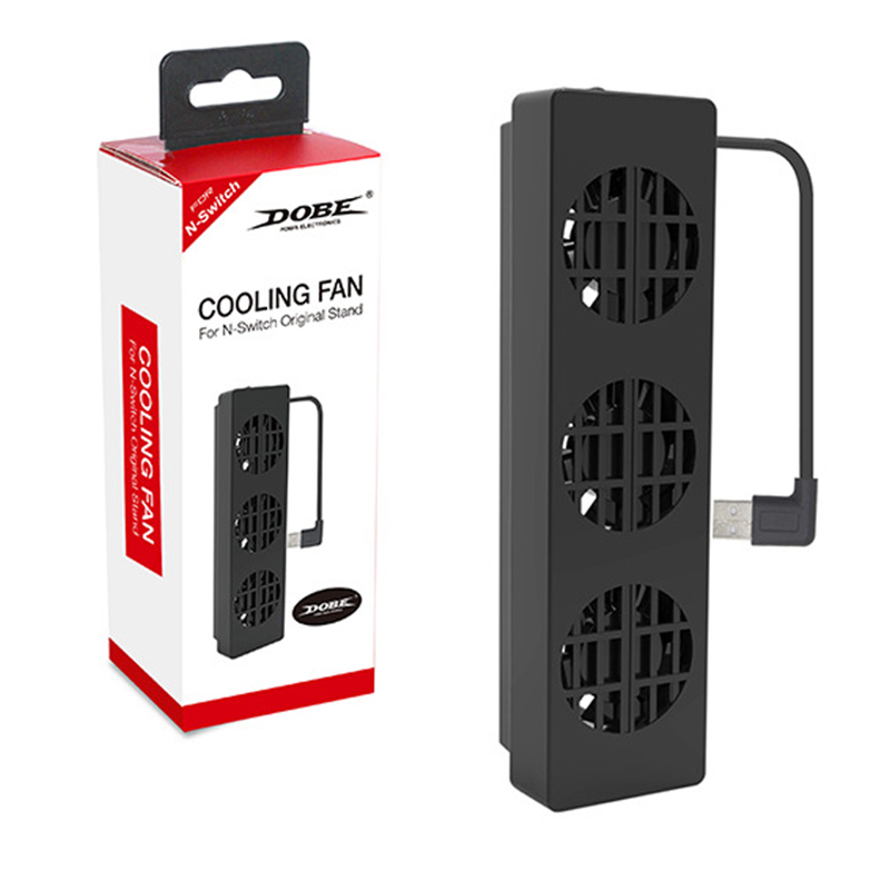 Nintendo Switch Dock Base Heat Dissipation Fan Cooling Fan Host Heat Dissipation Device TNS-1719
