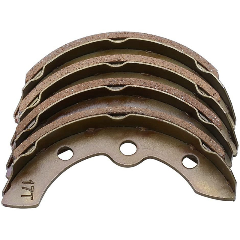 New Sale Golf Cart Accessories Brake Shoes Fits for Club Car Ds and Precedent 1995-Up Golf Cart 101823201