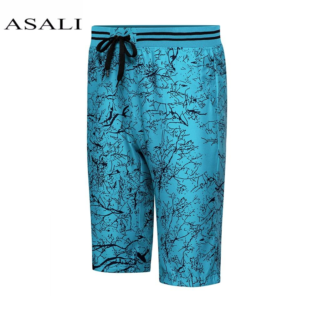2020 Polyester Board Shorts Quick Dry Surf Pants Mens Beach Shorts Plus Size Men Swimwear Swimming Trunks Male Knee Length Short