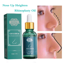 Nose Up Heighten Rhinoplasty Oil Collagen Firming Moisturizing Nasal Bone Remodeling Pure Natural Nose Care Thin Smaller Nose