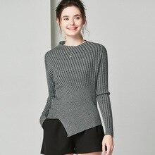 Gray Pullover Women Sweaters Fashion Korean Luxury Wool Knitted Turtleneck Sweater Black Fringe Winter Tops for za