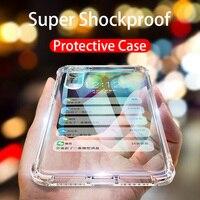 Custodia morbida in Silicone per Samsung Galaxy J7 Plus J5 J2 Prime J3 Pro C7 A7 A5 A3 2017 J730 J530 J330 J327 custodia trasparente TPU Bag Fundas