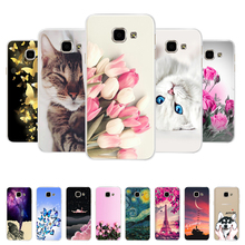Cool Fashion Cover Cases For Samsung Galaxy A3 2016 A310 A310F Soft Silicone TPU Phone Case For Samsung A3 A 3 2016 Back Cover