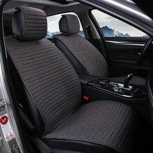 2 шт Чехол коврик для защиты автомобильного сиденья Универсальные/O SHI автомобильные чехлы для сидений подходят Kia и т. д. Большинство автомобильных интерьеров, грузовиков, внедорожников или фургонов