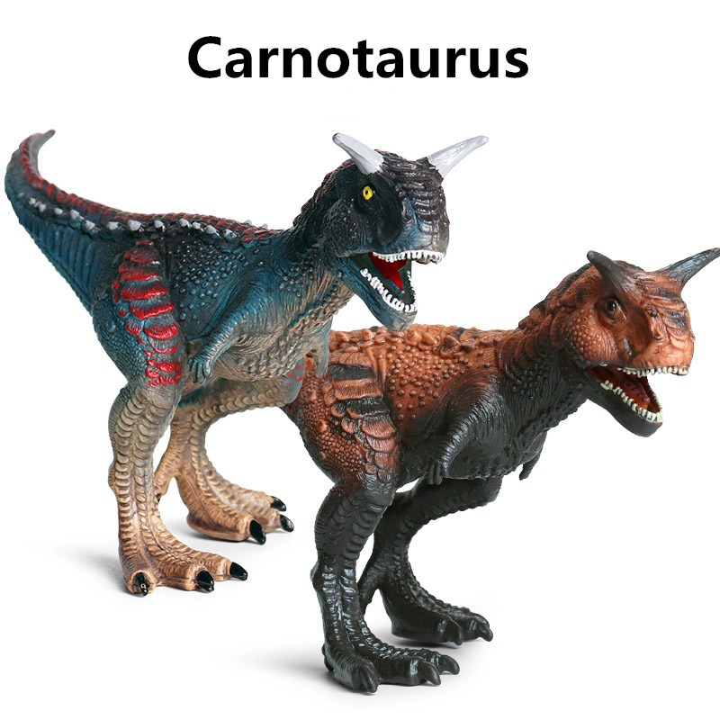 Dinosaur Toys Jurassic Plastic Hand Made Dinosaurios Model Carnotaurus Movable Simulation Animal Collection Adult Fun Toy Gift Action Toy Figures Aliexpress All trades and sales are conducted at the members' own risk. aliexpress