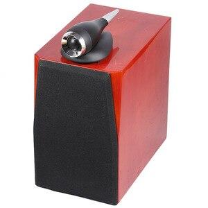 Image 2 - 2 قطعة الخارجية سوبر مكبر الصوت حمى HIFI سوبر عالية المتكلم كامل التردد رفيق ثابت شل الجوف الجسم
