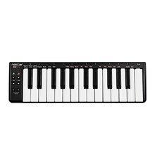 Nektar SE25 Mini clavier MIDI USB à 25 touches sensible à la vélocité clavier midi alimenté par USB contrôleur midi musical teclado