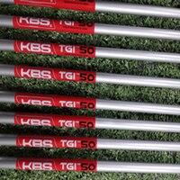 KBS TGI 50 60 70 80 95 جولف الحديد الجرافيت رمح 10 قطعة دفعة يصل النظام-في أعمدة المضرب من الرياضة والترفيه على