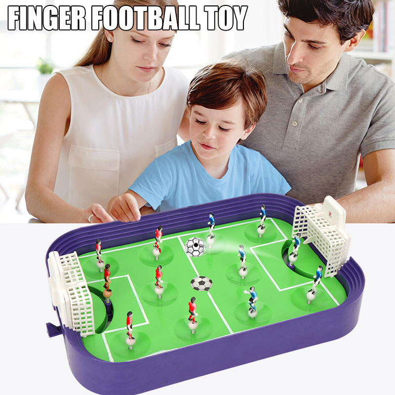 Kids Finger Soccer Game Toy Intellectual Traning Education Parent-Child Play YH-17