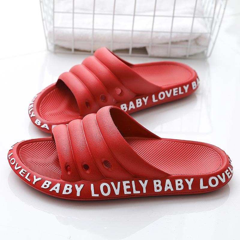 ASIFN Women's Beach Slippers Female Summer Slides Fashion Flip Flop Women Ladies Mules Non-slip Men House Soft Sole New Shoes 1