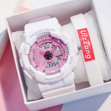 Women Digital Watch 2019 LED Electronic Dress Wristwatch Relogio Feminino Waterproof Sports Watches Relojes De Mujer
