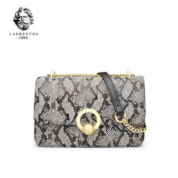 LAORENTOU 2020 New luxury handbags women bags designer leather hangbags brand luxury handbag  crossbody bags for women