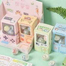 20pcs/4boxes rocking box gashapon paper decorative tape masking tape washi tape