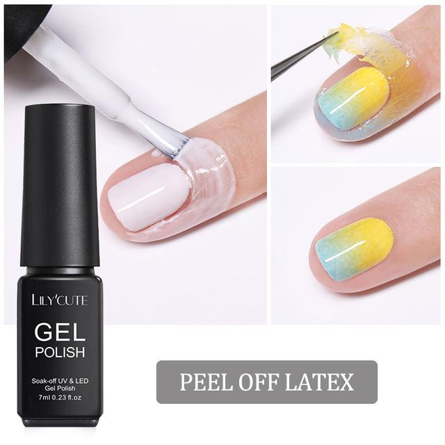 LILYCUTE 7ml Peel off Latex