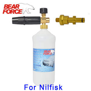 Washer Foam-Nozzle-Gun Cannon/soap Nilfisk Snow-Foam-Lance/foam-Generator High-Pressure