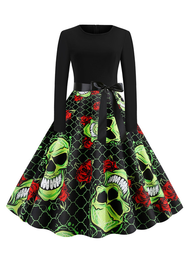 Stud Waist Mini Dress Skulls//Wings//Ladies//Gothic SPIRAL DIRECT CAPTIVE SPIRIT